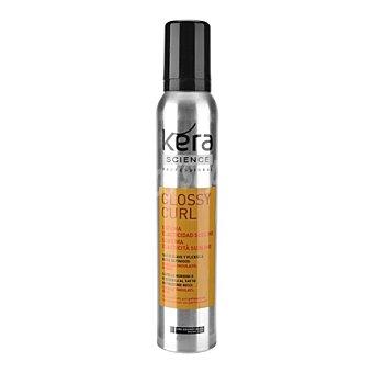 Les Cosmétiques Espuma elasticidad para cabello ondulado, rizado - Kera Science 200 ml