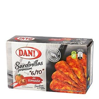 Dani Sardinillas Premium en tomate 65 g