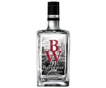 Bayswater Ginebra inglesa tipo London dry gin Botella de 70 cl