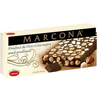 Marcona Turron chocolate avellana 200 g