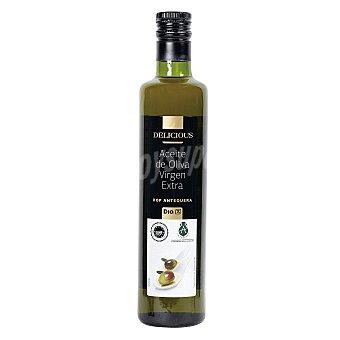 DIA DELICIOUS Aceite de oliva virgen extra D.O Botella 500 ml