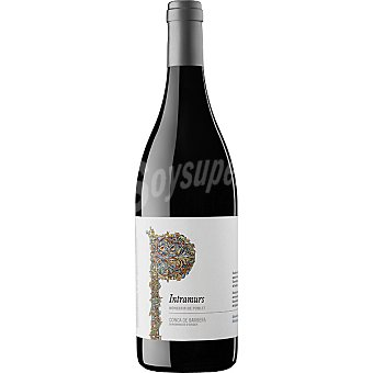 INTRAMURS Vino tinto D.O. Conca de Barbera Botella 75 cl