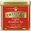 Té English Breeakfast Lata 100 g Twinings