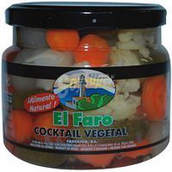 Faro Cocktail vegetal Frasco 500 g