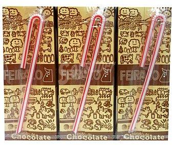 Feiraco Batido Cacao Pack 3x200ml