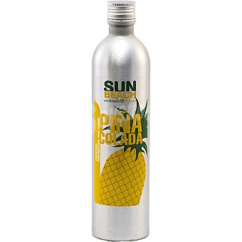 SUN BEACH Cocktails Drinks Piña colada Botella 70 cl