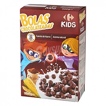 Carrefour Kids Cereales chocolateados 500 G 500 g
