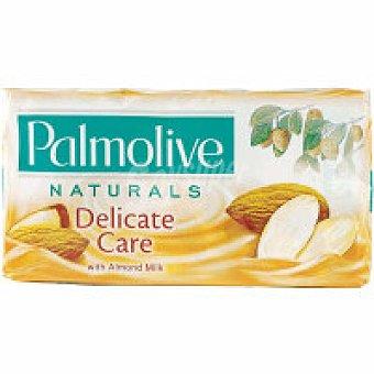 Palmolive Jabón pastilla con leche de almendra 3u