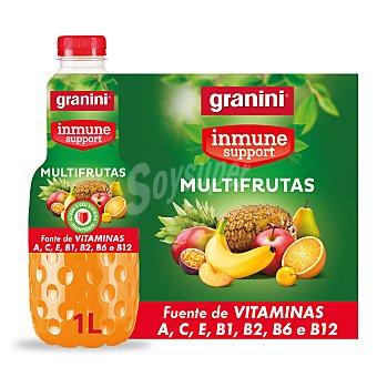 Granini Support multifrutas Botella 1 l