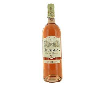 Haussmann Vino rosado de Francia Botella de 75 cl