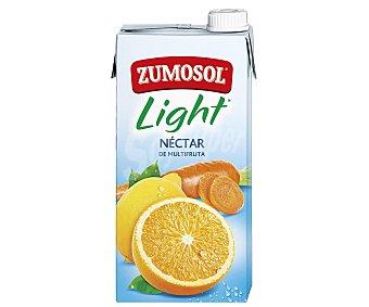 Zumosol Néctar multifrutas (zanahoria, naranja y limón) Brick de 1 litro