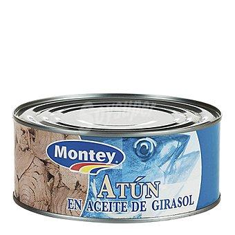 MONTEY Atún en aceite de girasol 650 g
