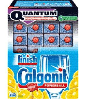 Finish Detergente lavavajillas Quantum 26 + 14 pastillas