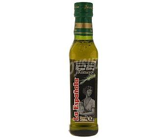 LA ESPAÑOLA Aceite oliva virgen extra romero 250 ml