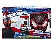 Conjunto de máscara y lanzador de telas de araña Spiderman, marvel  Spiderman Marvel
