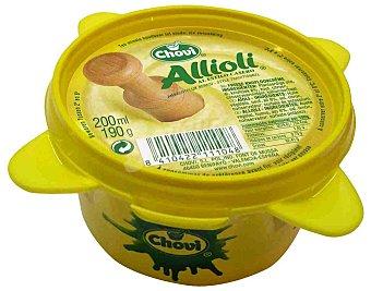 Chovi Salsa alioli estilo casero fresca Envase 200 ml