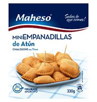 MAHESO Mini empanadillas de atún bolsa 330 g