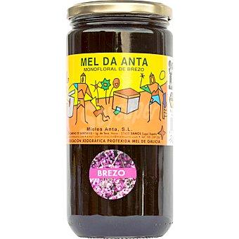 MEL DA ANTA Miel monofloral de brezo I. G. P. Mel de Galicia Frasco 1 kg