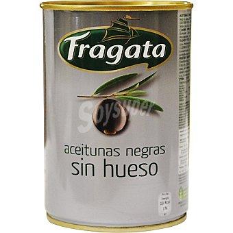 Fragata Aceitunas negras sin hueso Lata 150 g
