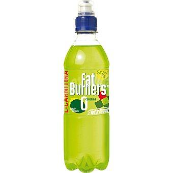 NUTRISPORT Fat Burners con L-Carnitina sabor limón estimula la combustión de las grasas  botella 500 ml