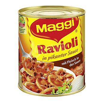 Maggi Raviolis con salsa picante 800 g