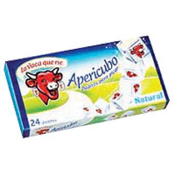 APERICUBE Queso natural Caja 125 g