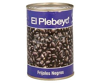 EL PLEBEYO Frijol negro 425 g