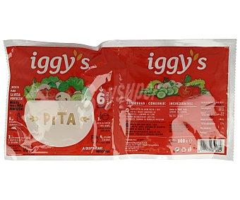IGGY'S Pan de Pita 6 Unidades (300 g)
