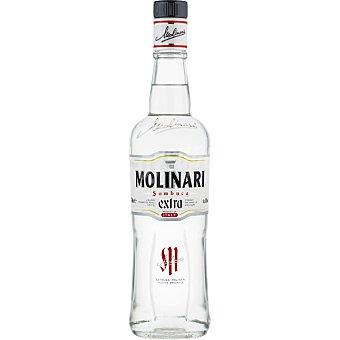 MOLINARI Sambuca anís extra Botella de 70 cl