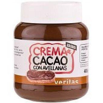 Veritas Crema de cacao con avellana Frasco 400 g