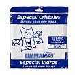 Paño especial cristales Paquete 1 ud Limpiamas