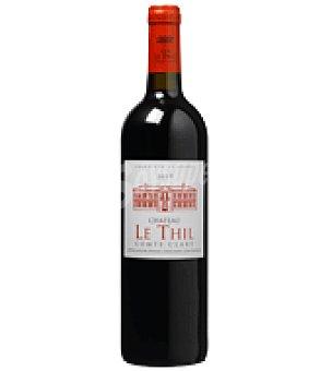 Chateau Le Thil Vino tinto francés 75 cl