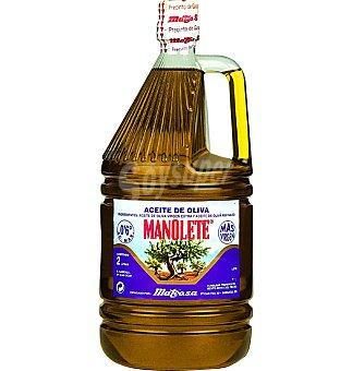 Manolete Aceite de oliva afrutado 2 L