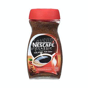 Nescafé Café soluble descafeinado Frasco 200 gr