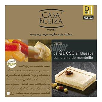 Casa Eceiza Tarta de queso con membrillo 550 g