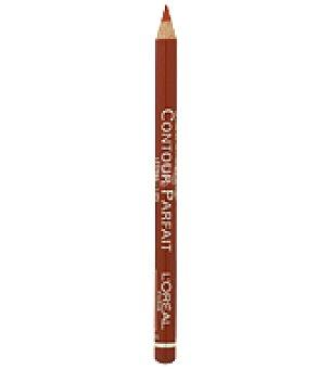 L'Oréal Perfilador de labios contour parfait 665 black red 1 ud