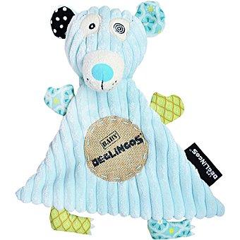 Deglingos Dou Dou oso polar en color azul celeste