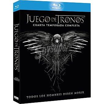 WARNER Juego De Tronos. 4ª Temporada en Blu-Ray