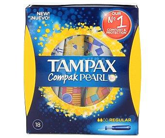 Tampax Tampones regular 18 unidades