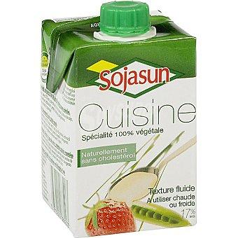 Sojasun Nata cocina 100% vegetal Envase 20 cl