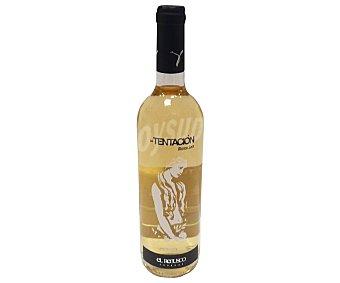 LA TENTACIÓN Vino blanco seco con denominación de origen Valle de Güímar Botella de 75 cl