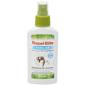 Repel bite Repelente de insectos familiar 100 ml