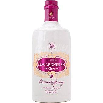 Macaronesian Ginebra con fresas Eternal Spring de las Islas Canarias botella 70 cl botella 70 cl
