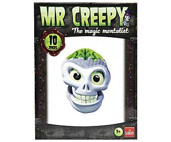 GOLIATH Juego de Magia La Calavera Mentalista Mister Creepy. 1 Unidad