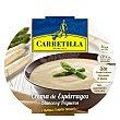 crema de espárragos blancos y trigueros bol 300 g Carretilla