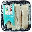 Palitos de bacalao especial niños Bandeja 200 g Casamar