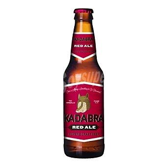 Kadabra Cerveza premium Red Ale 33 cl