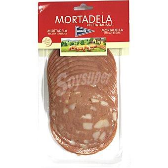 Hipercor Mortadela Bolonia en lonchas Envase 150 g