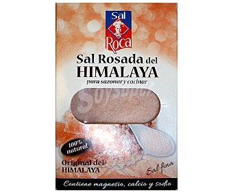 SAL ROCA Sal rosa del Himalaya especial para cocinar y sazonar 500 gramos