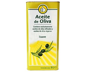 Productos Económicos Alcampo Aceite de Oliva Suave 5L